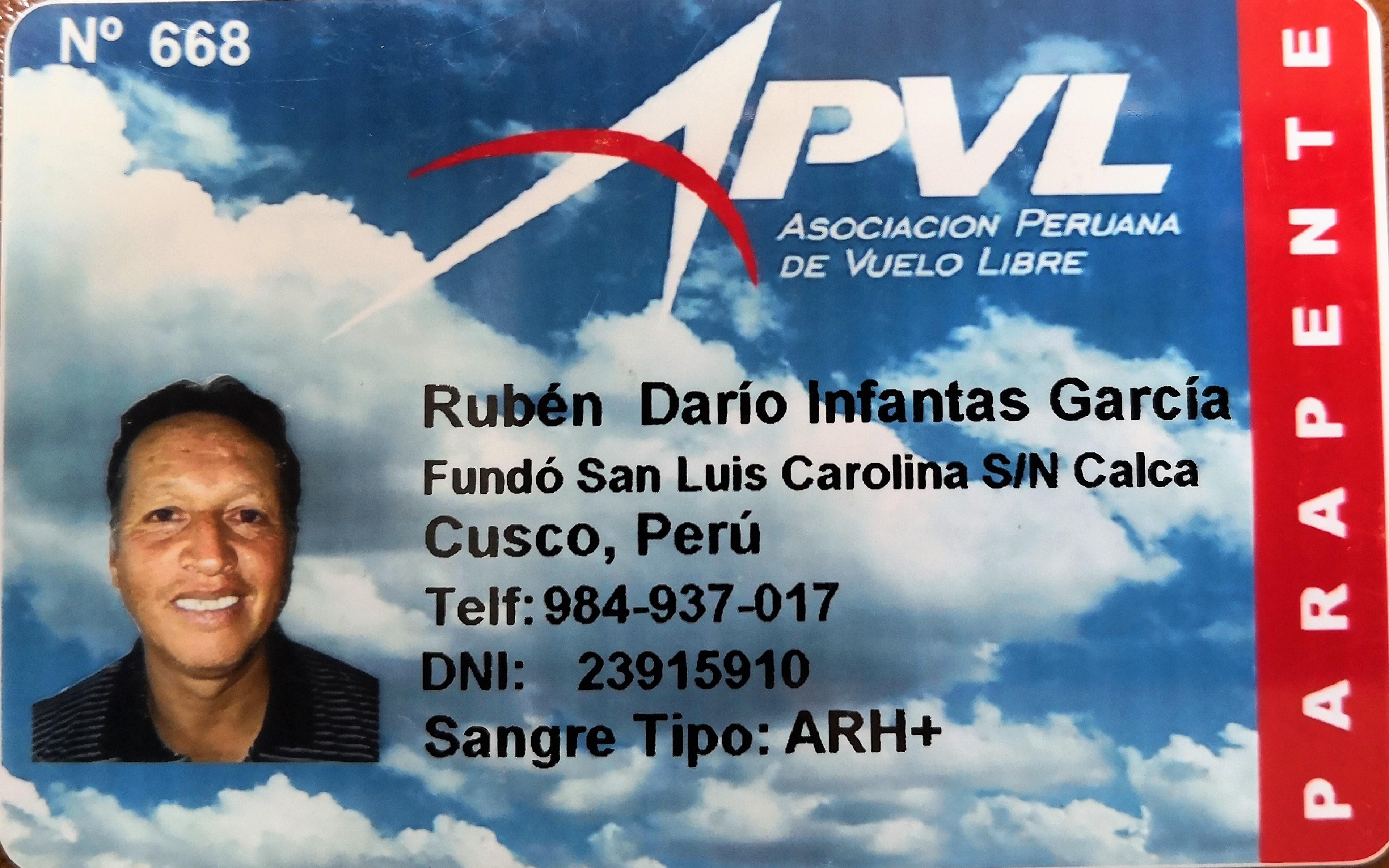 Paragliding Pass I