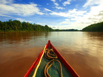 Eco Amazonia Lodge mit Green Peru Adventures