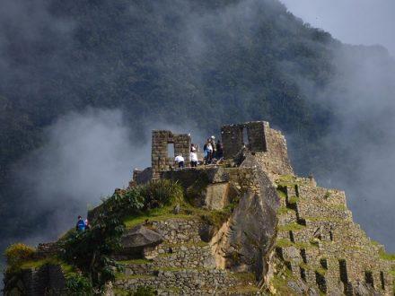 Inti Punku. Foto von Eduardo Ruiz